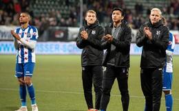HLV Heerenveen ra quyết định mới, Đoàn Văn Hậu có tương lai đầy mông lung