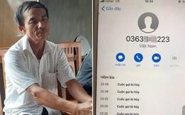 Hé lộ số điện thoại của kẻ nhận là người môi giới đưa những lao động ở Hà Tĩnh sang Anh