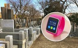 Chiếc đồng hồ chôn theo vợ bỗng đếm bước chân, người chồng liền chạy đến mộ rồi nhìn thấy cảnh tượng đau lòng
