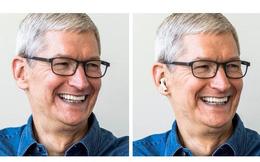 CEO Tim Cook thay ảnh đại diện mới với tai nghe AirPods Pro, nhưng hình như là Photoshop