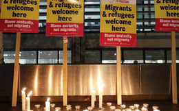 """""""Nấm mồ đá"""" chứa thi thể người di cư: Thỏi nam châm chết chóc"""