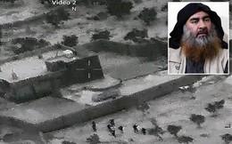 Bộ Quốc phòng Mỹ công bố video đột kích tiêu diệt thủ lĩnh IS