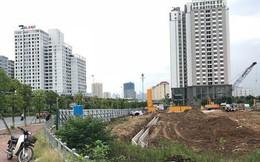 Hà Nội: Đại dự án The Lotus Center rộng 1,9ha thi công không phép