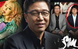 Chuyện gia tộc nhà chủ tịch SM Lee Soo Man: Thái tử ngậm thìa vàng bí ẩn nhất Kbiz và cô cháu gái nổi tiếng khắp châu Á