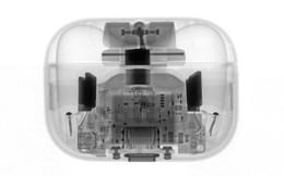 Mổ bụng AirPods Pro: Khả năng sửa chữa và thay pin bằng 0