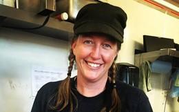 Người phụ nữ ăn chay 30 năm bất ngờ chuyển nghề làm đồ tể sau khi ăn một chiếc burger