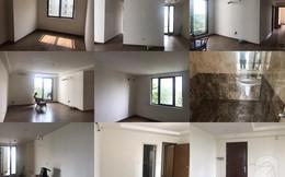 Căn hộ 100m² với 3 phòng ngủ ấm áp sau khi được cải tạo lại với tổng chi phí 380 triệu đồng