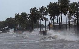 Áp thấp nhiệt đới giữa Biển Đông có khả năng mạnh lên thành bão trong 2 ngày tới