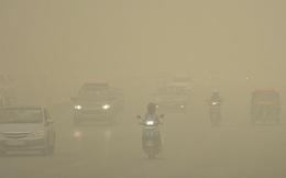 Ô nhiễm không khí lập kỷ lục mới tại Ấn Độ