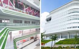 """Khám phá """"Ngôi nhà hình lục giác"""" trị giá hơn 400 tỷ đồng đang làm mưa làm gió sinh viên Sài Gòn"""