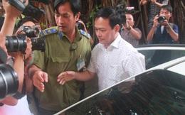 """Tòa tuyên Nguyễn Hữu Linh """"không oan"""", y án 18 tháng tù về tội """"Dâm ô"""""""