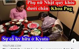 Một làn sóng tranh cãi dữ dội từ nhà văn đến giới đầu bếp đều đang chỉ trích Khoa Pug khi bị tố cố tình làm vlog dịch sai để hạ thấp phụ nữ!?