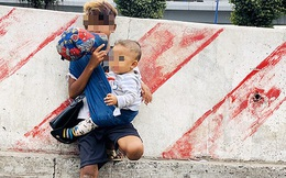 Loạt ảnh đặc tả cảnh trẻ thơ bị đày đọa công khai ở TPHCM