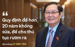 ĐB chất vấn văn bằng, chứng chỉ quá nhiều, Bộ trưởng: 'Một quyết định để hơn 20 năm không sửa, Bộ nhận khuyết điểm'