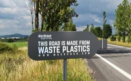 """[Vietsub] Một công ty Scotland đang """"cứu thế giới"""" bằng cách tái chế rác thải nhựa thành những con đường"""