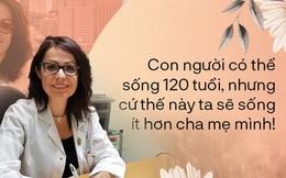 PHỎNG VẤN ĐỘC QUYỀN: TS. Dược sĩ nổi tiếng người Ý cảnh báo về mặt trái của thuốc, đường, thịt cá và tiết lộ tác dụng của hạnh phúc