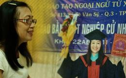 """Chuyện một """"bà ngoại"""" trở thành sinh viên đại học ở tuổi 63: Bởi vì thanh xuân là tuổi ở nơi tim mình!"""