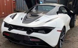 Bí ẩn đại gia Việt vừa tậu xế hộp triệu đô McLaren 720S Spider màu trắng siêu độc