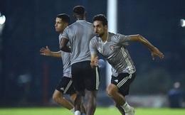 Việt Nam vs UAE ĐT UAE chê Việt Nam thiếu sân tập đạt chuẩn