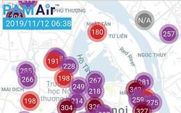 Ô nhiễm không khí ở Hà Nội bất ngờ vọt lên ngưỡng NGUY HẠI, lan rộng nhiều tỉnh thành: Chuyên gia khuyến cáo!