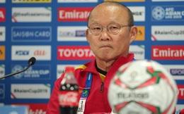 Họp báo trước trận Việt Nam vs UAE - Vòng loại World Cup 2022: Đội khách gặp sự cố vì tắc đường, đánh giá Việt Nam cao hơn Thái Lan
