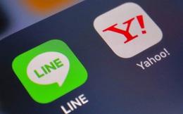 Yahoo Nhật Bản có thể sẽ hợp nhất với Line của Hàn Quốc, để trở thành một siêu ứng dụng mới