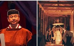 Hôm nay Nhật hoàng sẽ qua đêm với Nữ thần mặt trời trong nghi lễ lên ngôi cuối cùng trị giá hơn 580 tỷ đồng