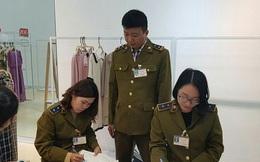 Hơn 400 quần áo gắn thương hiệu IFU bị nghi vi phạm về nhãn mác