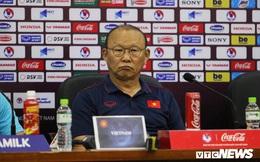 HLV Park Hang Seo tin Công Phượng sẽ ghi bàn trận đại chiến Việt Nam vs Thái Lan