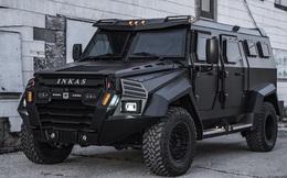 """Choáng ngợp trước độ """"xịn xò"""" của xe SUV bóc thép dành cho nhà giàu: """"Pháo đài di động"""" với khả năng chống đạn tương đương xe của đội đặc nhiệm SWAT!"""