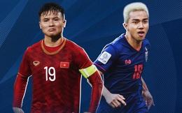 AFC gọi tuyển Việt Nam là 'gã khổng lồ' Đông Nam Á