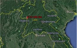 Hà Nội rung chấn do động đất tại Lào?