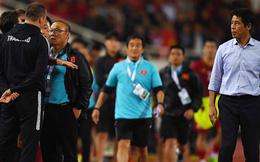 Trợ lý HLV Thái Lan kêu oan, phủ nhận việc miệt thị chiều cao HLV Park Hang-seo