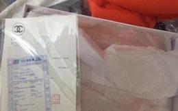 Đột kích cơ sở kinh doanh cắt mác Trung Quốc thành hàng hiệu Dior, Chanel... ở Hà Nội
