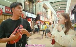"""Đăng clip thử tài nói tiếng Anh của người Nhật, """"hotgirl 7 thứ tiếng"""" Khánh Vy bất ngờ vì phản ứng trái chiều của dân mạng"""