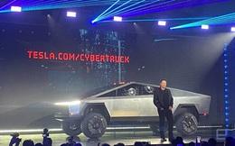 Cổ phiếu Tesla lao dốc sau khi công bố xe bán tải