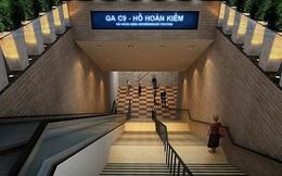 Tuyến Metro qua Hồ Gươm tiếp tục chậm đến năm 2027, đội vốn 16.000 tỷ