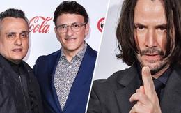Đạo diễn Avengers: Endgame ấp ủ dự án phim siêu anh hùng cực khủng do Keanu Reeves thủ vai chính