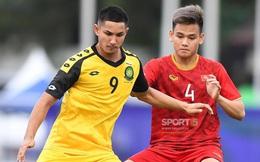 """HLV Park Hang-seo bức xúc vì pha lật kèo của U22 Brunei: """"Cầu thủ giàu nhất thế giới"""" không được đăng ký nhưng lại bất ngờ ra sân đá chính một cách đầy khó hiểu"""