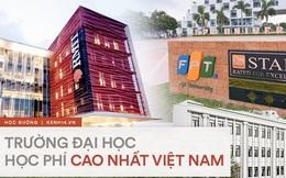 Choáng với những trường Đại học có học phí tiền tỷ, cao nhất Việt Nam: RMIT đã bị một trường khác soán ngôi?