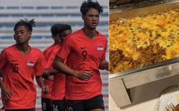 Singapore gửi thư cho BTC SEA Games 2019 vì... đói