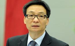 Phó Thủ tướng Vũ Đức Đam phụ trách toàn diện Bộ Y tế