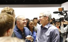 Trưởng nhóm thiết kế Jony Ive chính thức rời Apple