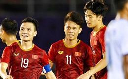 Tin vui nối tiếp tin vui: Việt Nam kết thúc năm 2019 với vị trí vượt ngoài mong đợi trên BXH FIFA
