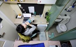 """Chùm ảnh: Thảm cảnh của những thanh niên mang kiếp """"thìa bẩn"""" ở Hàn Quốc"""