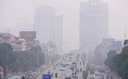 Báo cáo mới nhất: Hà Nội một tuần có đến 6 ngày chất lượng không khí kém