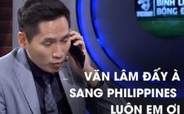 Fan phẫn nộ khi BTV Quốc Khánh troll Bùi Tiến Dũng bằng cách... gọi điện cho Văn Lâm sang bắt SEA Games