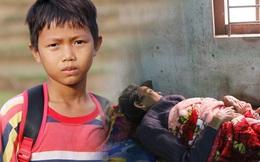 Chuyện của Đốc: Cậu bé 9 tuổi không cha mẹ từng phải cõng em gái đi xin ăn, ông bệnh nằm một chỗ còn bà nghiện rượu nặng