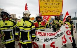 Hàng triệu người Pháp xuống đường trong ngày tổng đình công