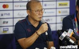 HLV Park Hang Seo: 'Không cử gián điệp theo dõi U22 Campuchia'